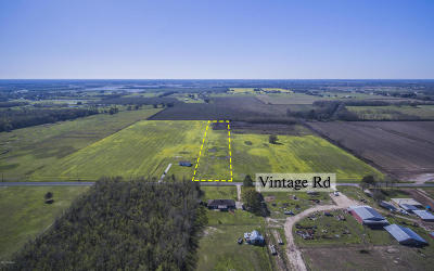 Acadia Parish Farm For Sale: 0-4 Vintage Road