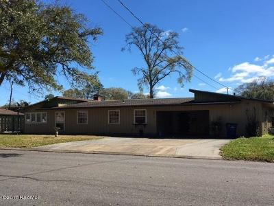 Eunice Single Family Home For Sale: 1311 Betty Street