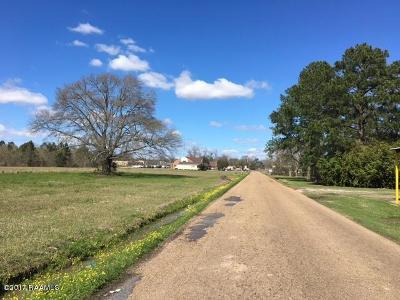 Evangeline Parish Residential Lots & Land For Sale: Lot 4 Jack Miller Rd