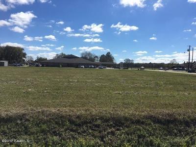 Evangeline Parish Commercial Lots & Land For Sale: Lot 7 East Hickory St.