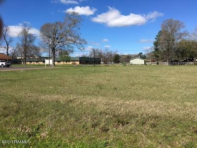 Evangeline Parish Commercial Lots & Land For Sale: Jack Miller Lot 37