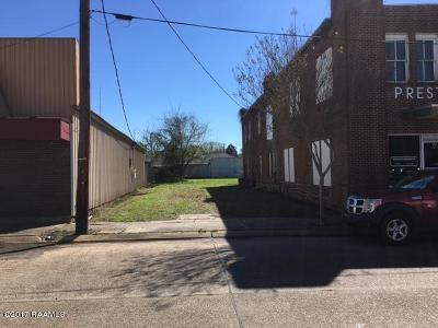 Evangeline Parish Commercial Lots & Land For Sale: Court Street