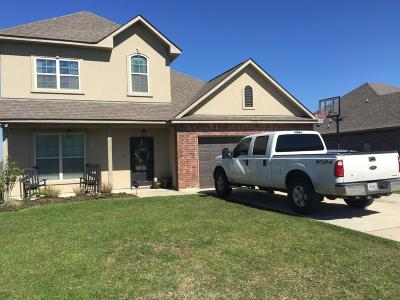 Abbeville Single Family Home For Sale: 8930 Rue Blanc