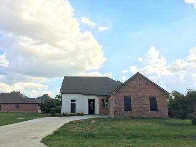 St Martinville, Breaux Bridge, Abbeville Single Family Home For Sale: 12425 Beau Soleil Drive