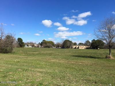 Evangeline Parish Commercial Lots & Land For Sale: Tate Cove/2.15 Acres