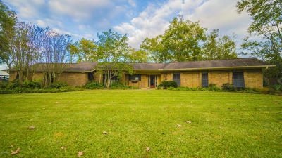 Single Family Home Active/Contingent: 314 W Farrel