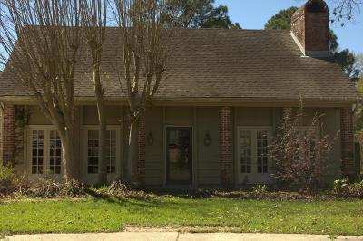 Lafayette LA Single Family Home For Sale: $265,000