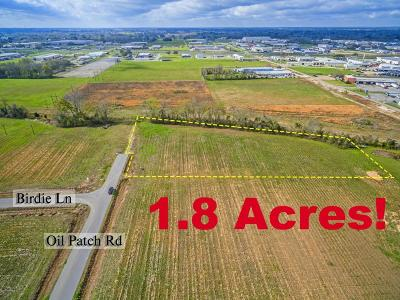 Commercial Lots & Land For Sale: 200 Oil Patch Road
