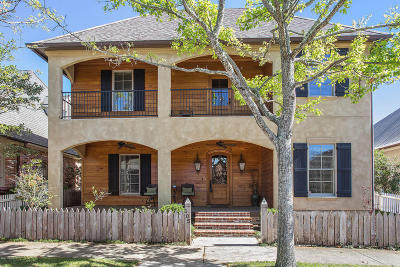 River Ranch Single Family Home Active/Contingent: 105 Roswell Crossing
