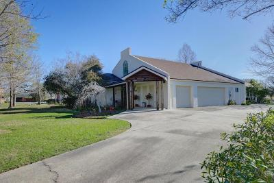 Broussard Single Family Home For Sale: 105 Bear Creek Court