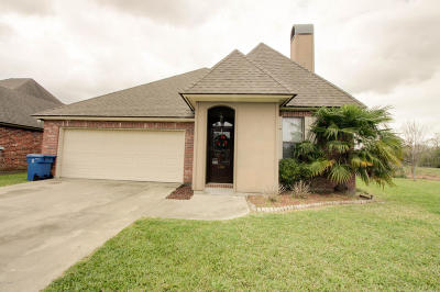 Youngsville Single Family Home For Sale: 100 King Arthurs Way