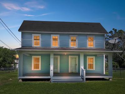 Jennings Single Family Home For Sale: 514 McKinley Street