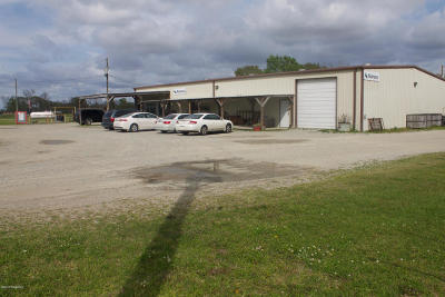 Commercial For Sale: 7181 Main St.