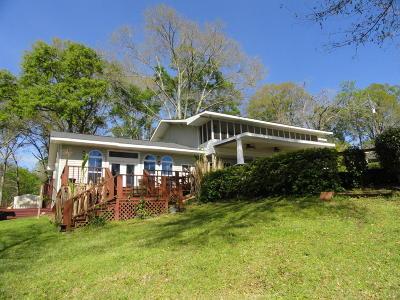 Arnaudville Single Family Home For Sale: 90 Hidden Hills Lake Road