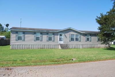 Arnaudville Single Family Home For Sale: 135 E Railroad Street