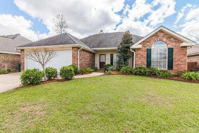 Youngsville Single Family Home For Sale: 200 Wallingsford Circle