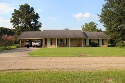 Ville Platte Single Family Home For Sale: 616 Canal Street