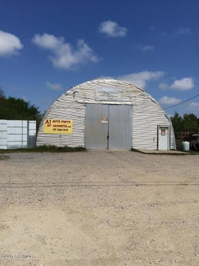 Acadia Parish Commercial For Sale: 1597 Crowley Rayne Hwy