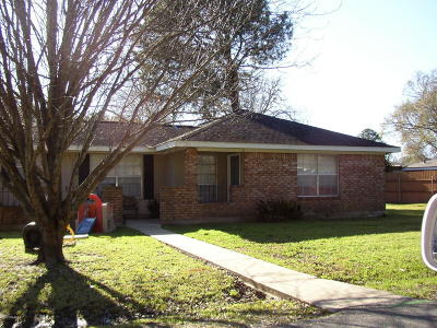 Lafayette Parish Single Family Home For Sale: 700 Pandora Street