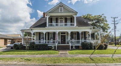 Franklin Single Family Home For Sale: 309 Adams Street