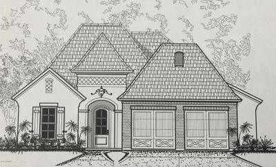 Abbeville Single Family Home For Sale: 12409 Beau Soleil Drive