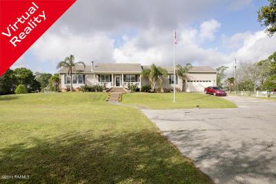 Erath Single Family Home For Sale: 15618 St. Elmo Road