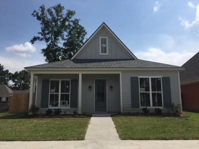 Carencro Single Family Home Active/Contingent: 201 Oak Path Drive