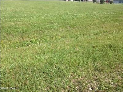 Iberia Parish Residential Lots & Land For Sale: 7612 Trey
