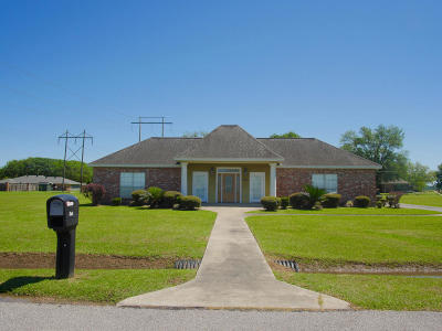 Crowley Single Family Home For Sale: 130 Williams Road