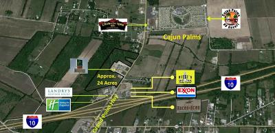 St Martin Parish Residential Lots & Land For Sale: 00 Grand Point Hwy