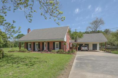 Parks Single Family Home For Sale: 1034 Melancon Street