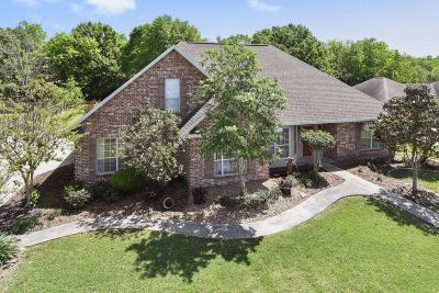 Carencro Single Family Home For Sale: 120 Bridgeport Lane