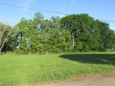 St Landry Parish Residential Lots & Land For Sale: Moosa Boulevard