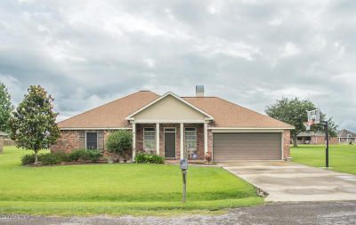 Abbeville Single Family Home For Sale: 8518 Eastwood Drive