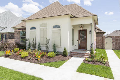 Breaux Bridge Single Family Home For Sale: 422 Evangeline Trail