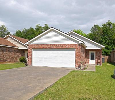 Carencro Single Family Home For Sale: 309 Sunflower Estates Lane