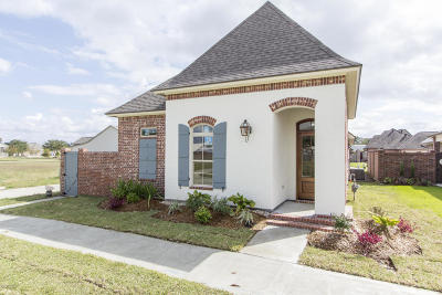 Breaux Bridge Single Family Home For Sale: 434 Evangeline Trail