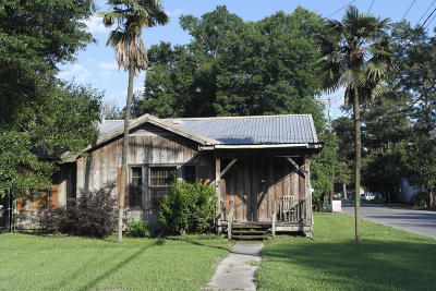 Iberia Parish Single Family Home For Sale: 600 Kirk Street