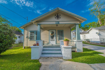Abbeville Single Family Home For Sale: 112 Loraine Street