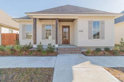 Laurel Grove Single Family Home For Sale: 206 Parker Lane