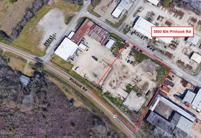 Commercial Lots & Land For Sale: 3800 Block W Pinhook