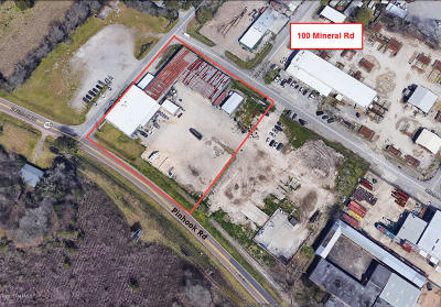 Commercial For Sale: 100 Mineral