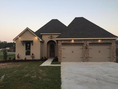 Carencro Single Family Home For Sale: 112 Wadesboro Road