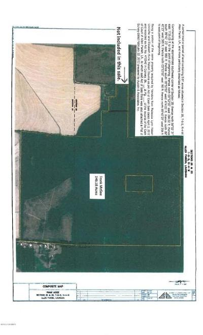 Allen Parish Residential Lots & Land For Sale: 269 Shell Quarters Road