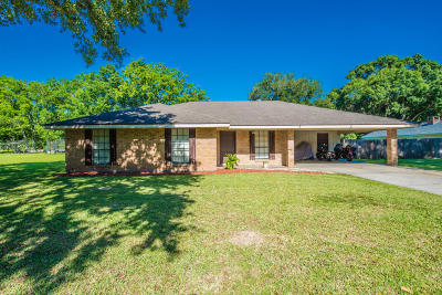 Carencro Single Family Home For Sale: 116 Dayna Drive