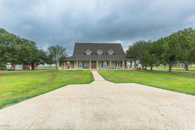 Gueydan Single Family Home For Sale: 30112 Burnell Road
