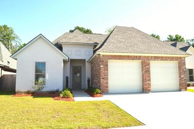 Woodlands Of Acadiana Single Family Home For Sale: 117 Olivewood Drive