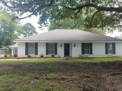 Lafayette Single Family Home For Sale: 103 Bellridge Drive