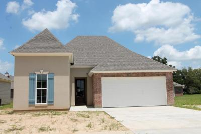 Carencro Single Family Home For Sale: 108 Safe Haven Drive