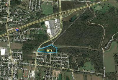 Commercial Lots & Land For Sale: 0000 Louisiana